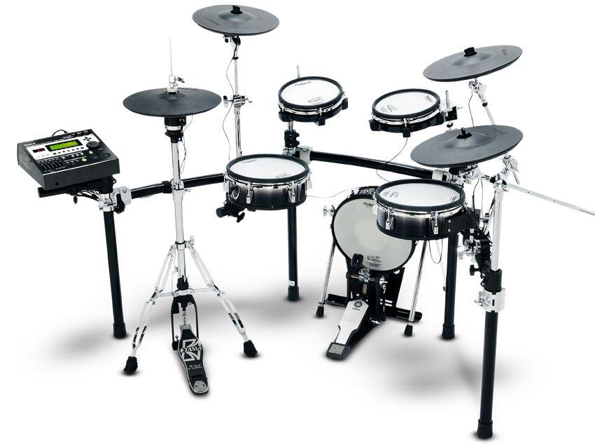 Drums Roland Vs Yamaha