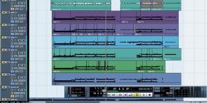 multiple drumtakes