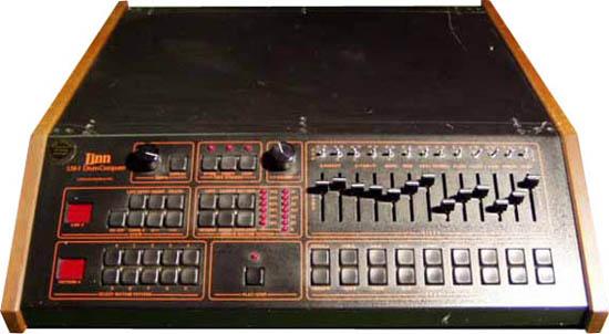 Linn LM-1 drumcomputer