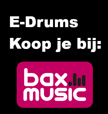 E-drums koop je bij Bax-Music